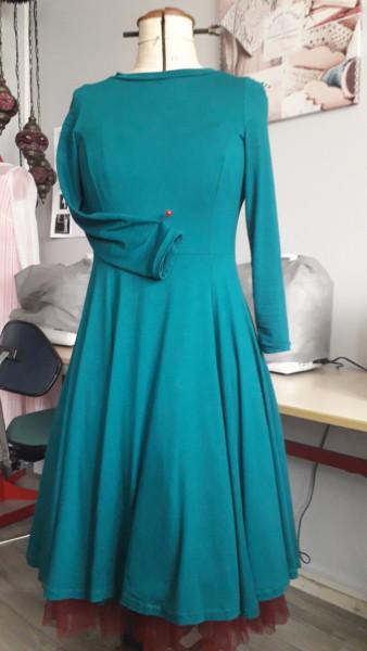 La robe jersey